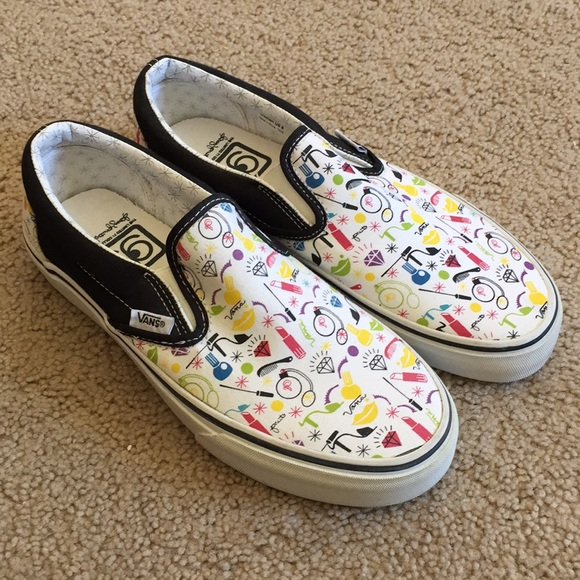 vans limited edition 2018